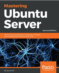 Ubuntu Server -- Click to get this book from Amazon and become a master at managing any Ubuntu Server (Note: I'm an affiliate)
