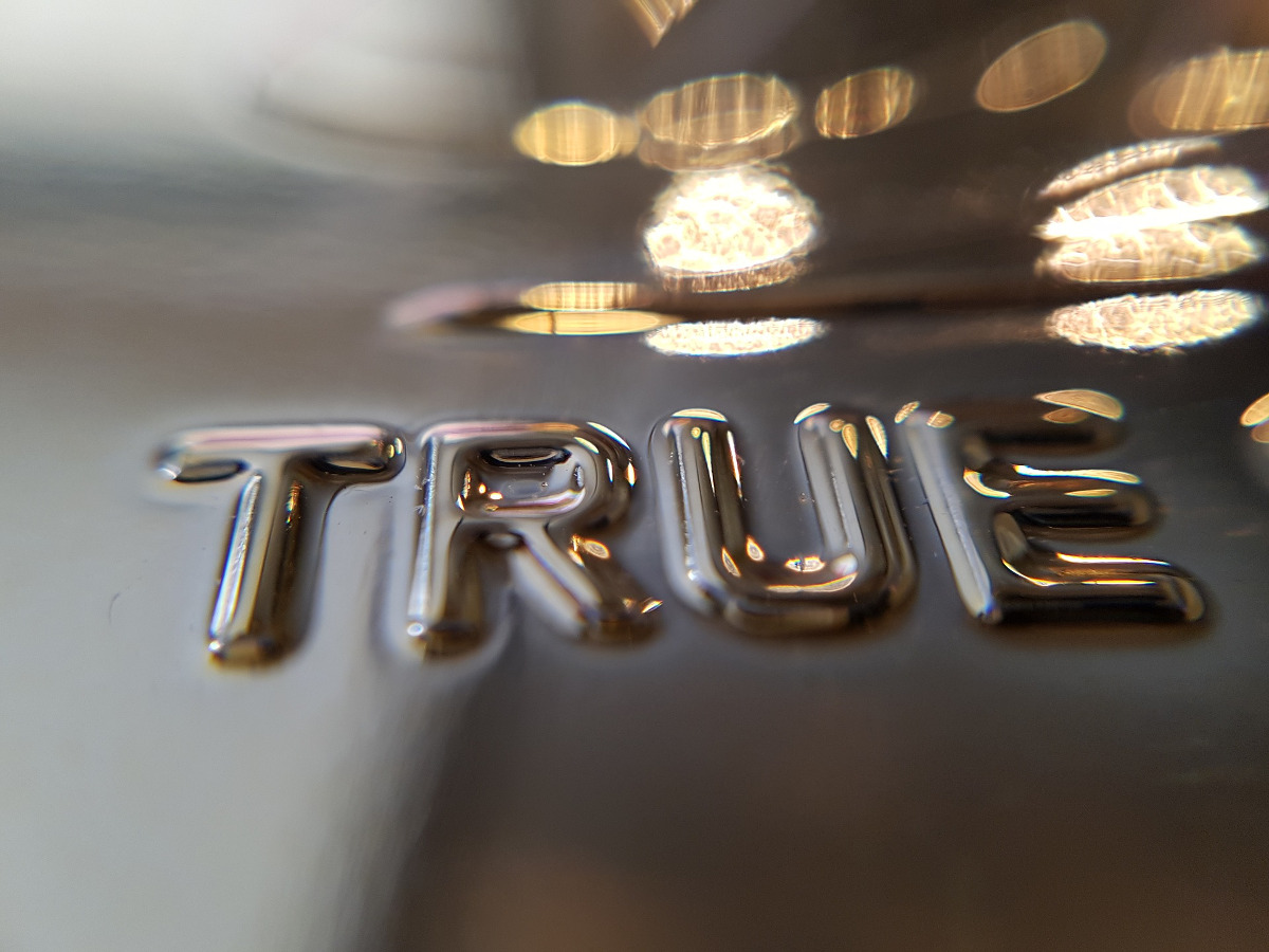 True or False, the Boolean value which is so often not taken from a variable of type Boolean